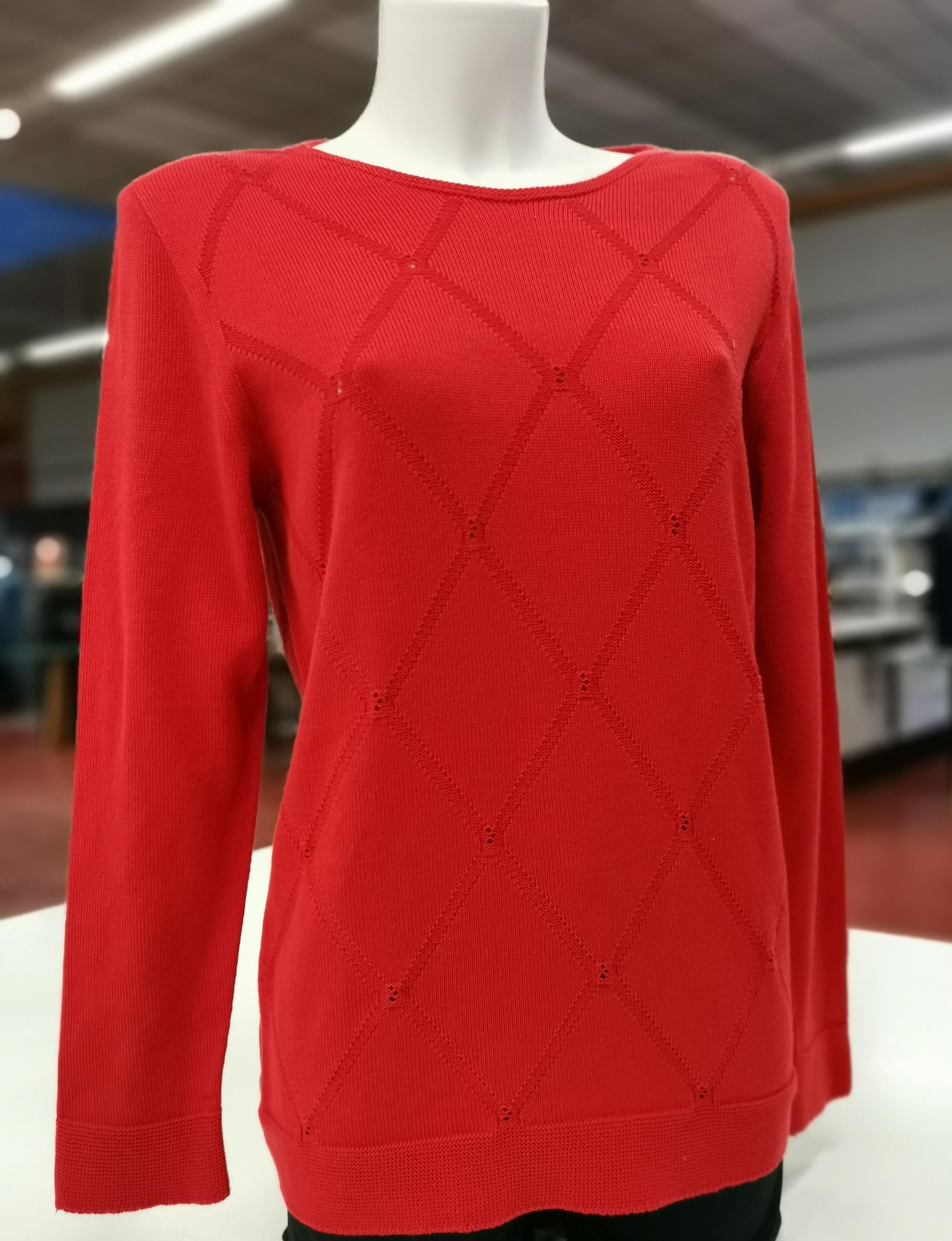 Maglieria girocollo in cotone Donna Giulia