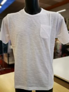 stock t-shirt uomo neutra
