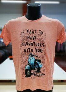 Stock ingrosso T-shirt uomo KEYJEY