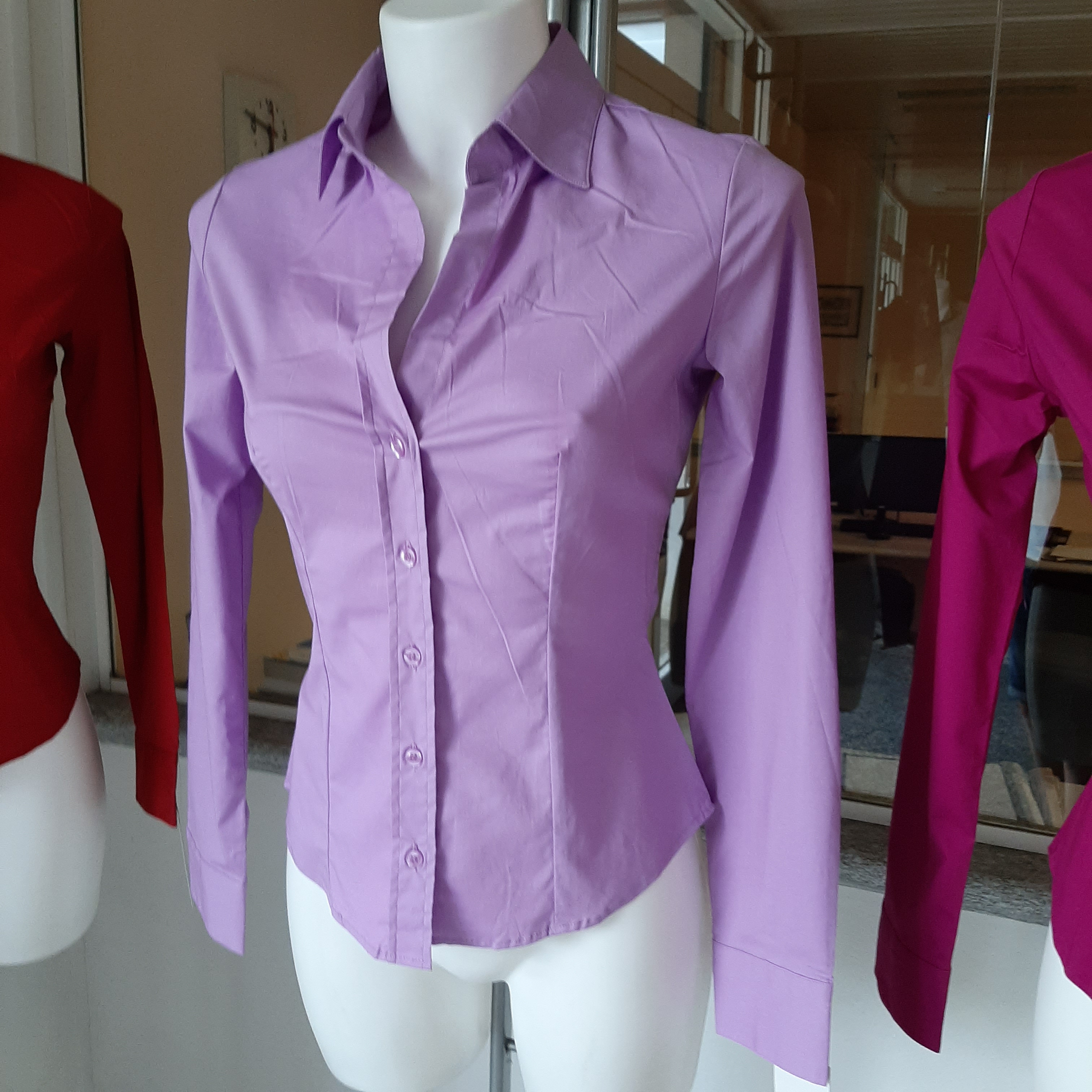 STOCK CAMICIE DONNA