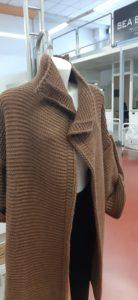 Cappotti Donna in maglia