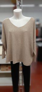 Maglie Donna pullover scollo V - ingrosso