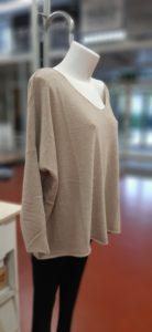 Vendita all'ingrosso Maglie Donna pullover scollo V